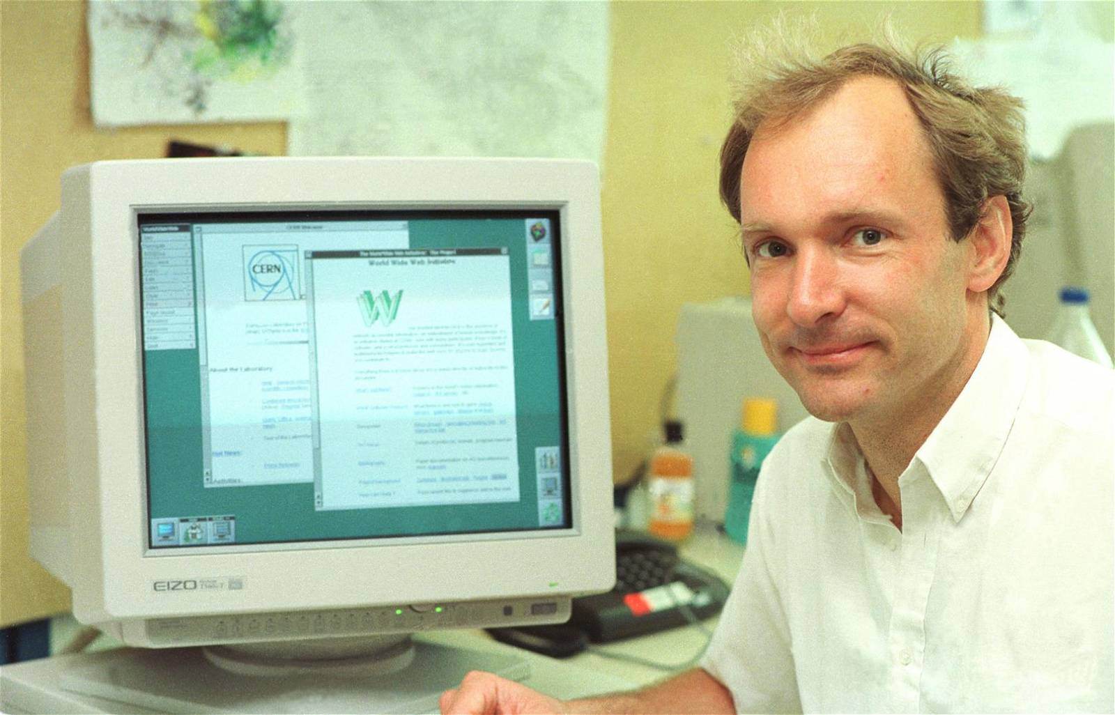 tim berners lee inventore del world wide web