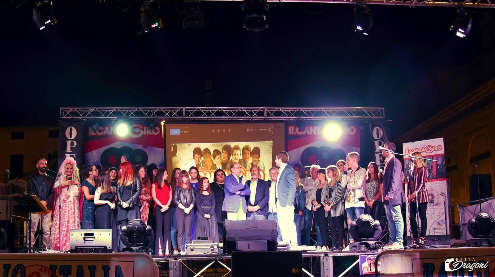 Cantagiro 2018 finale Regionale Umbria, Assisi