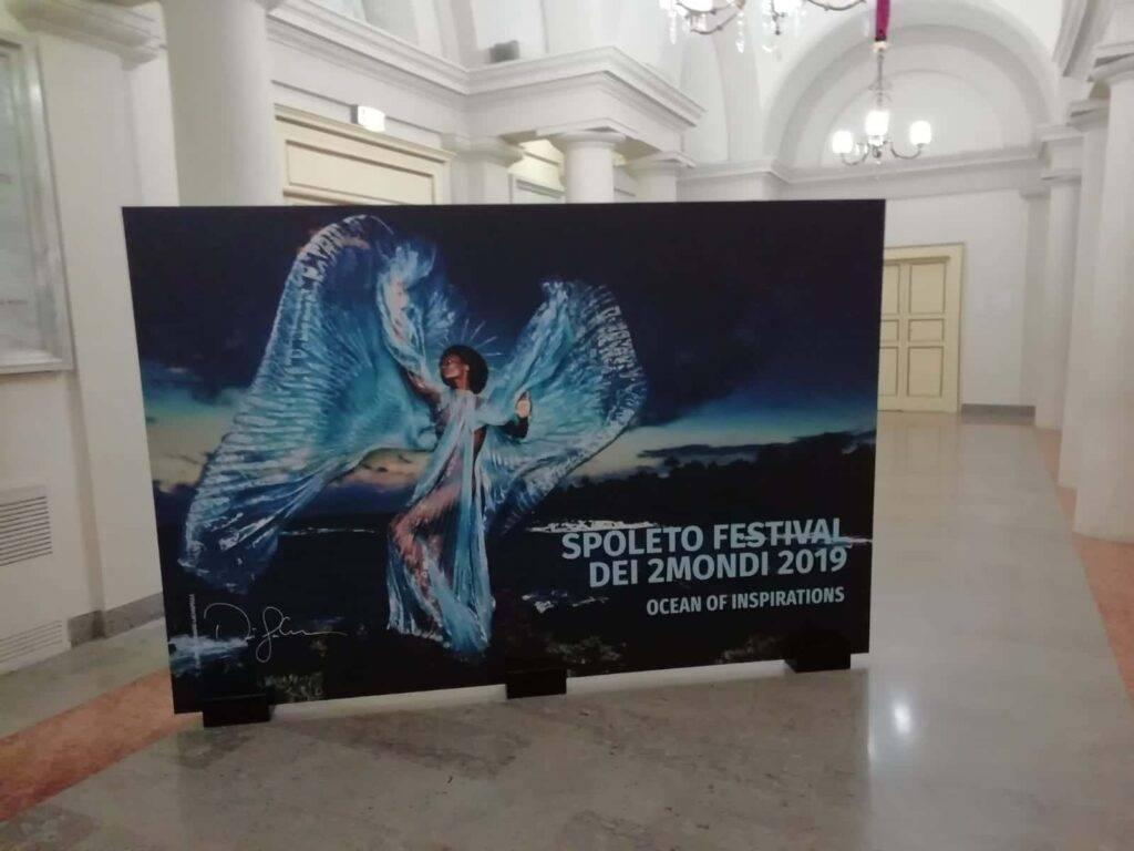 Manifesto del Festival dei Due Mondi