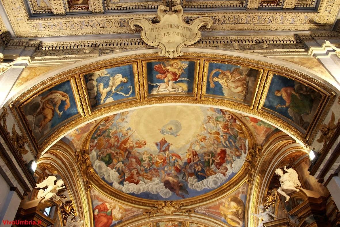 L'Oratorio del Crocifisso a Foligno