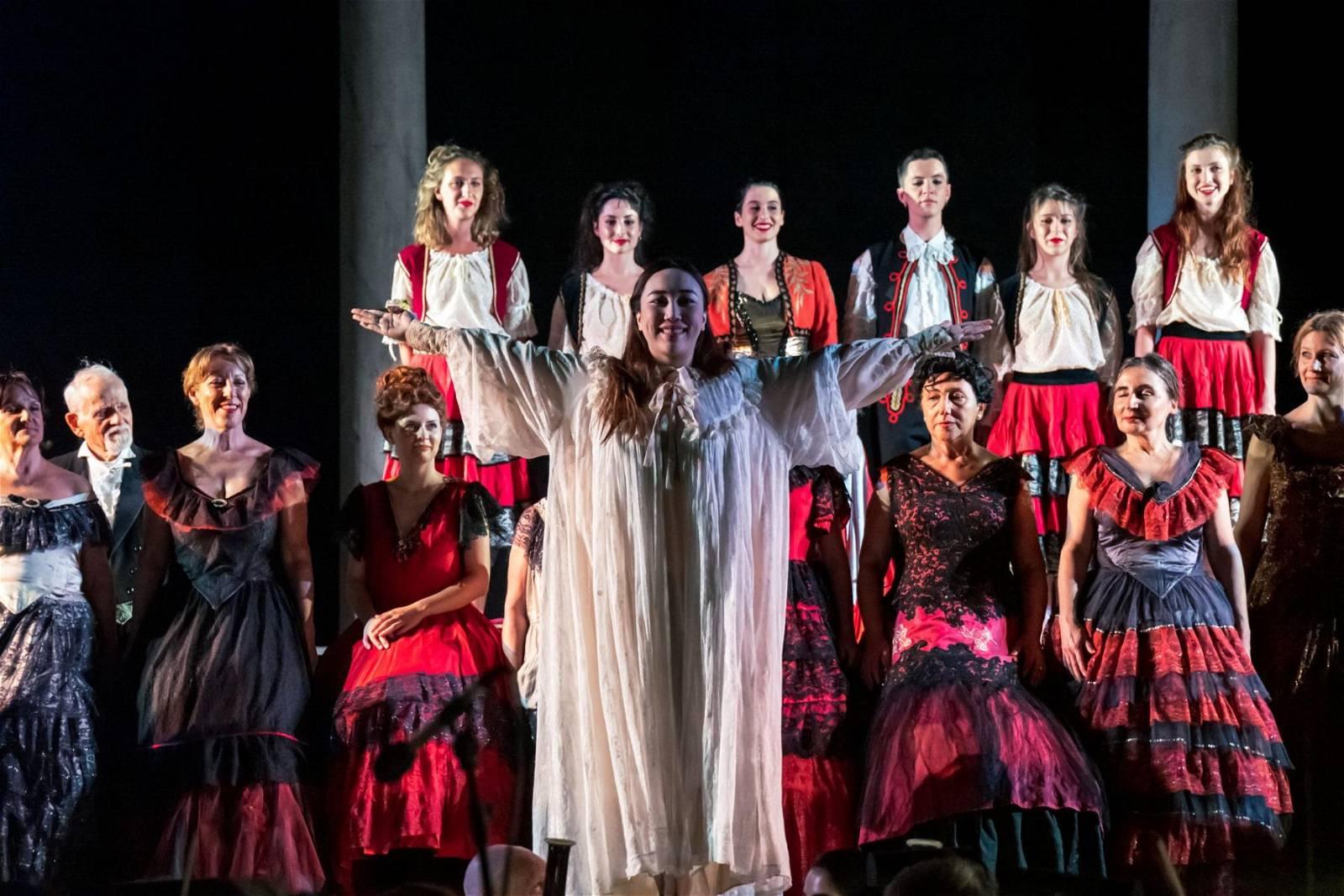 La Traviata ai Giardini del Frontone