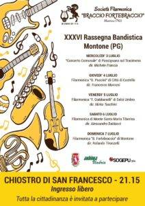 Rassegna Bande Musicali 2019