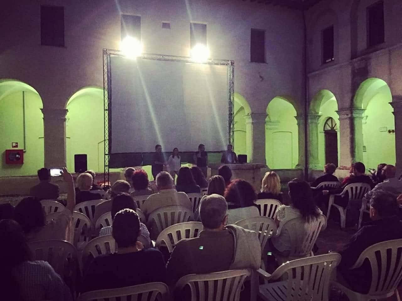 Ritorna l'appuntamento Cinema al Chiostro ad Umbertide