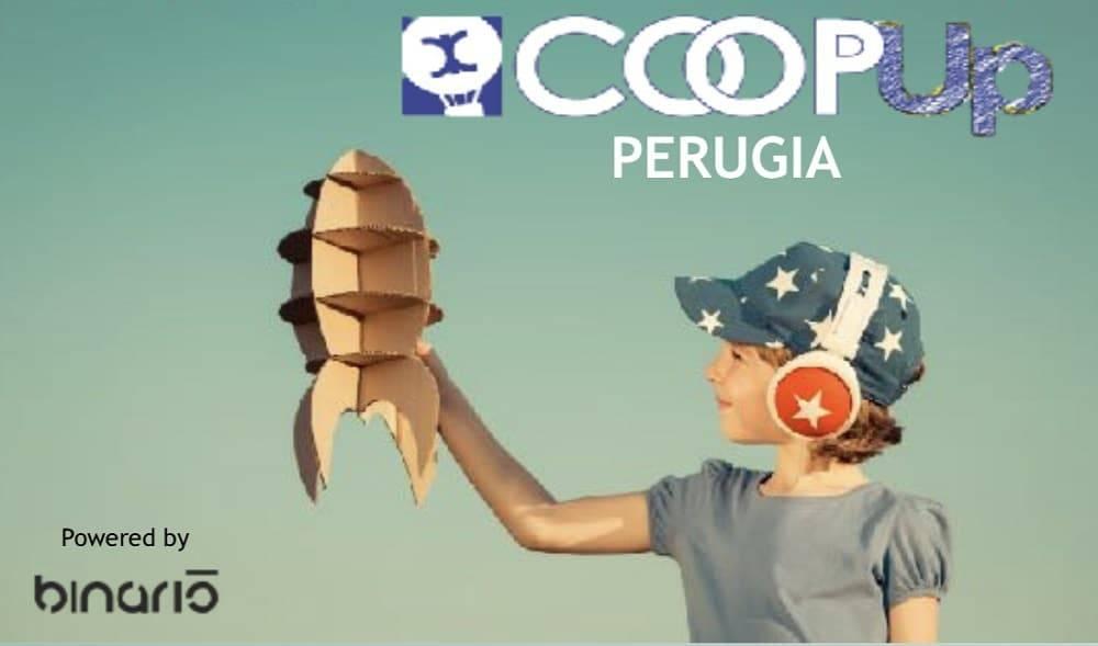 Locandina COOP UP PERUGIA