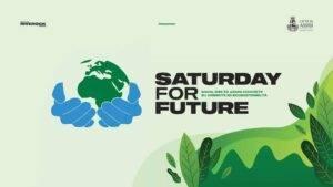 locandina del Riverock Talk Saturday for Future ad assisi