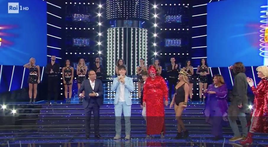 """Antonio Mezzancella vince la 1^ puntata del torneo di """"Tale e Quale Show"""""""