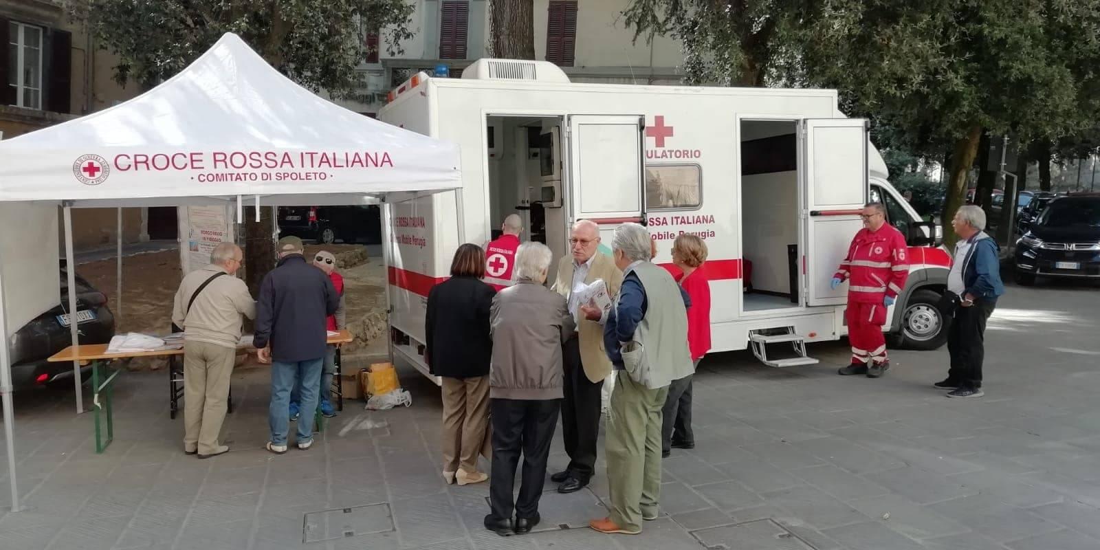 Perugia, grande successo per la Giornata del Cuore al Borgo Bello