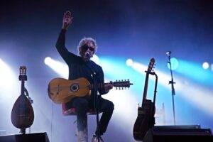 Perugia, Eugenio Bennato in concerto il 27 novembre al Bad King