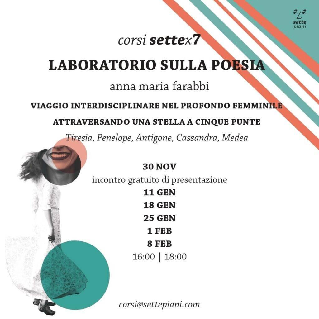 laboratorio di poesia Farabbi