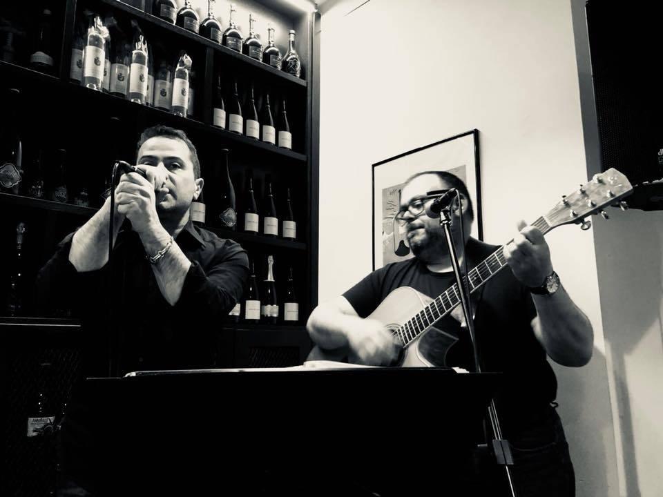 Perugia, Barbanera & Pala in concerto all'Uva Nera
