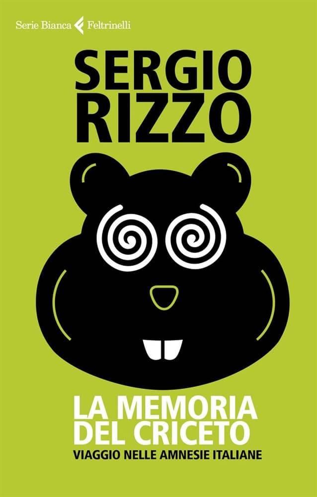 copertina del libro La memoria del criceto