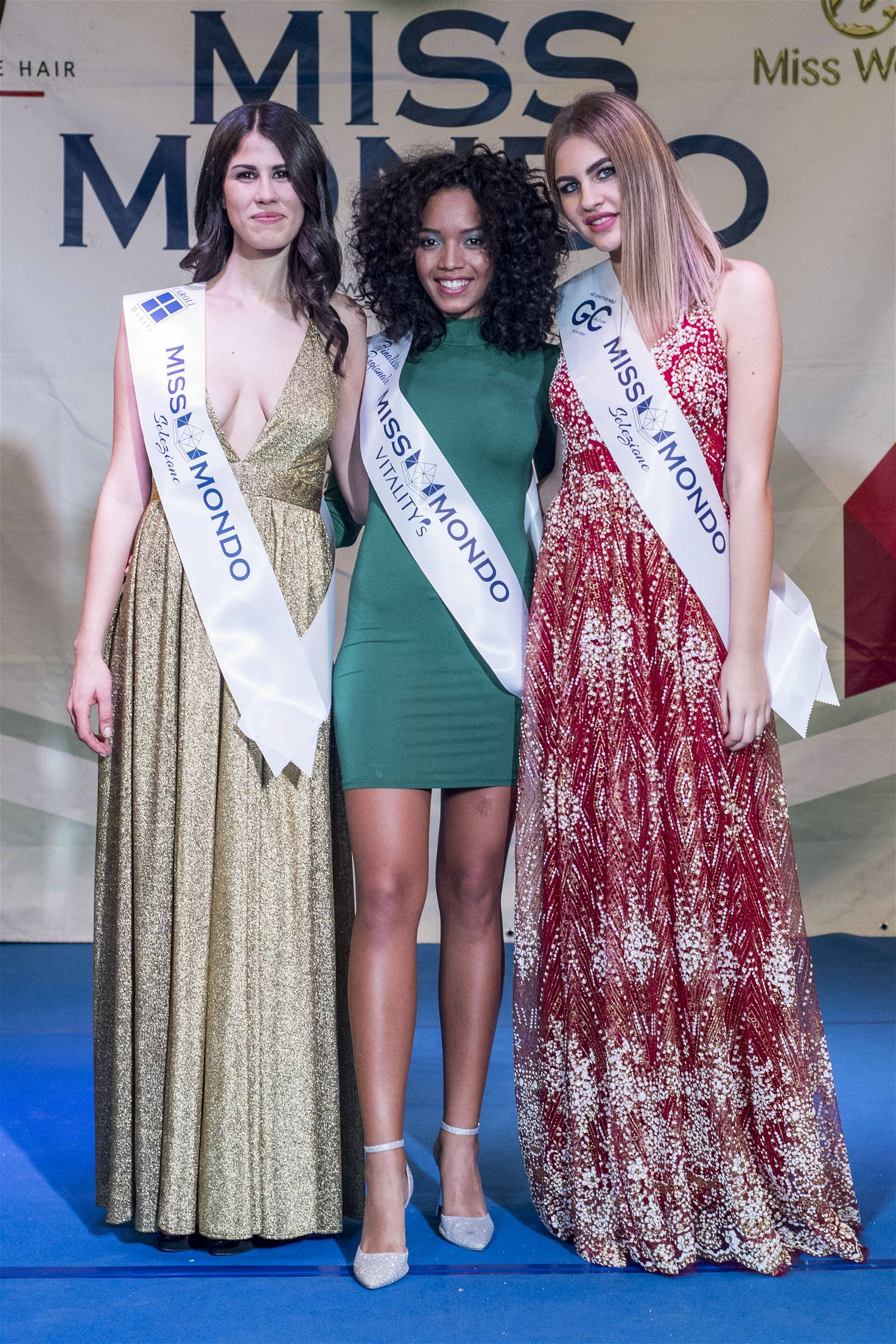 Miss Mondo Umbria, la spoletina Eva Bettini vince la seconda selezione