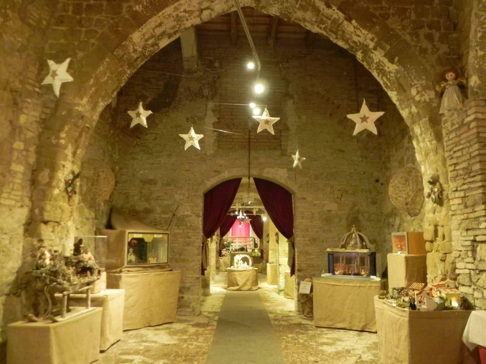 Collestrada, il 22 dicembre festa per il decennale della mostra dei presepi