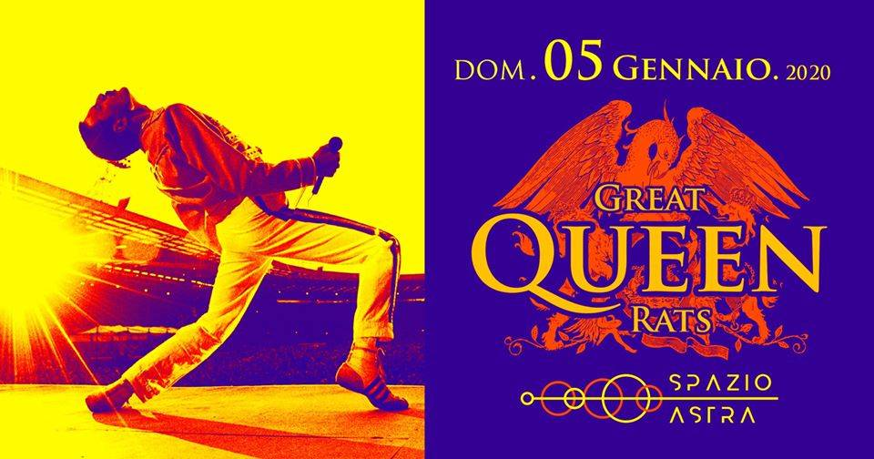 Celebration Night | Great Queen Rats live