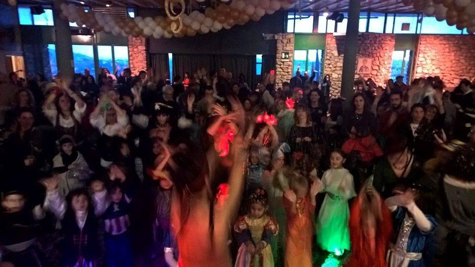 Grande party di Carnevale