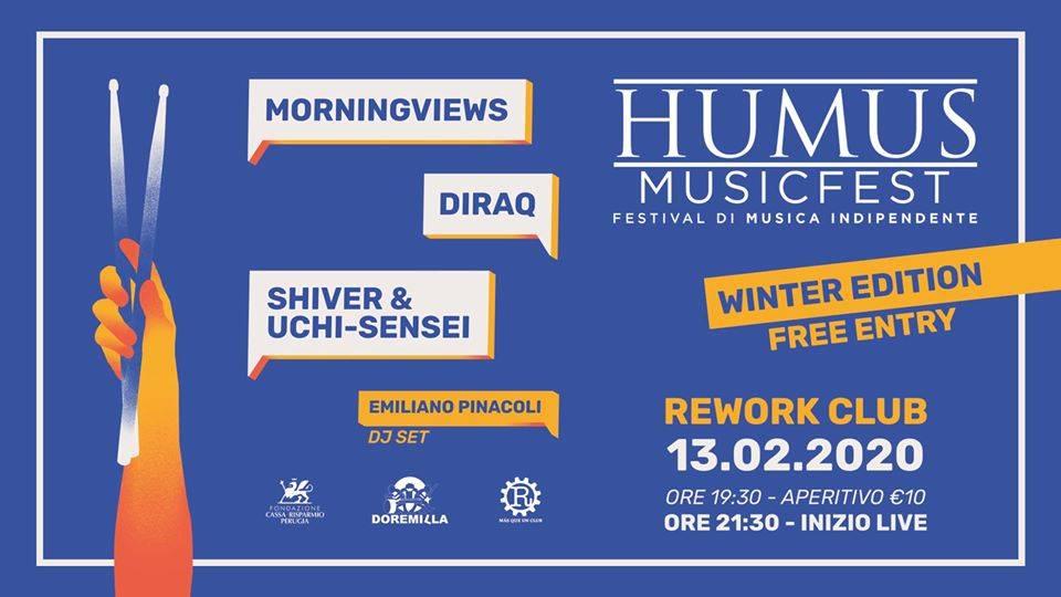 Humus Music Fest Winter Edition