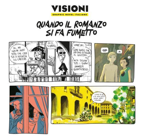 Romanzi A Fumetti Da Oggi Visioni In Edicola Vivo Umbria