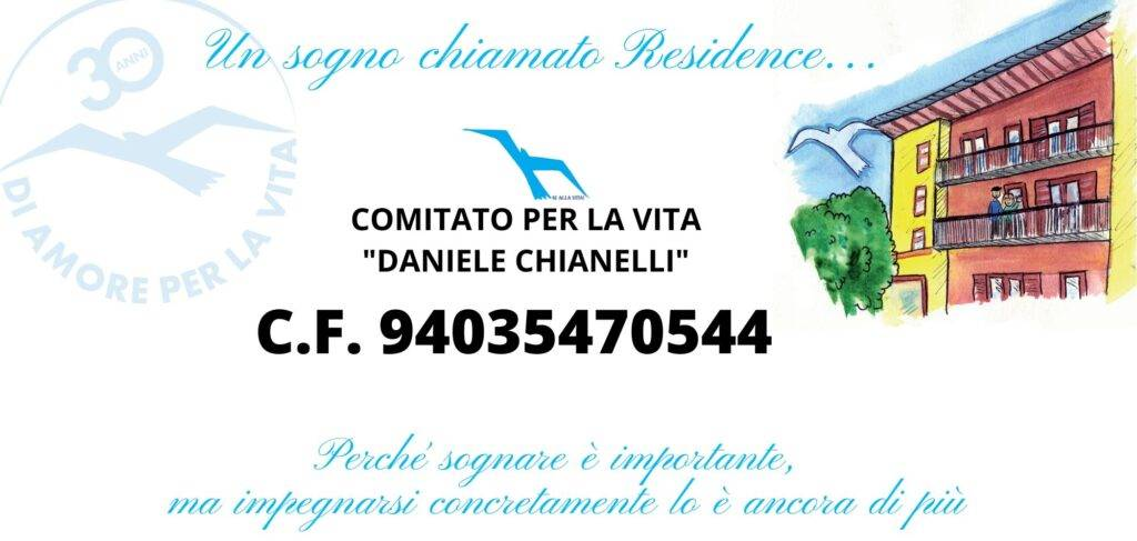 La voce di Laura Chiatti per sostenere il Comitato per la vita Daniele Chianelli