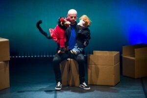 Nicola Pesaresi, obiettivi e sogni di uno dei ventriloqui più famosi in Italia