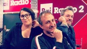 Estate tra le dirette su Rai Radio2 e relax per il perugino Mauro Casciari