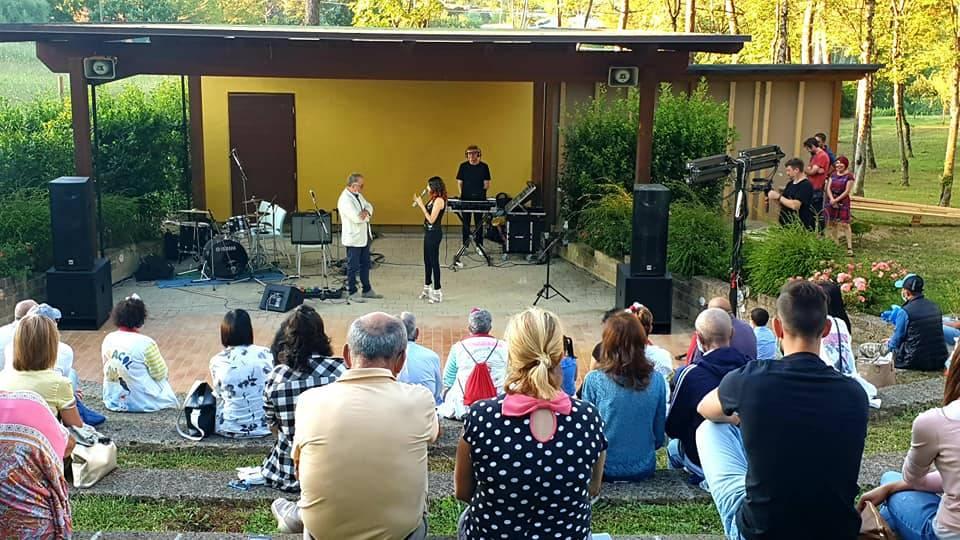 Comitato Daniele Chianelli, musica al parco per i malati del Residence