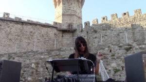 Uno streaming speciale dalla Rocca dell'Isola Polvese