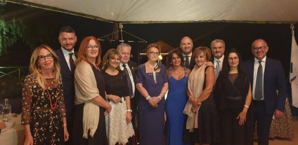La nuova presidente del Lions Club Perugia Centenario è l'avvocato Marta Bocci