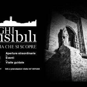 Luoghi Invisibili Perugia 2020 locandina