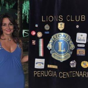 Passaggio di campana per ilLions Club Perugia Centenario nella splendida cornice del Golf Club Perugia. Marta Bocci nuova presidente