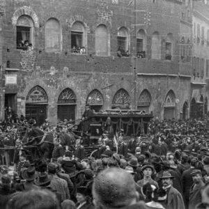 Perugia ritrovata. Storia di un filmato del 1914