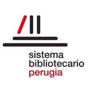 logo biblioteeche comunali di perugia