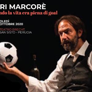 """Neri Marcorè a """"FootBook: Racconta e gioca"""""""