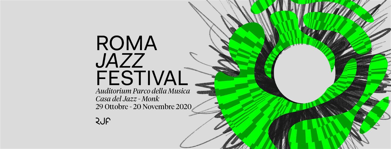 Roma Jazz Festival 2020 locandina