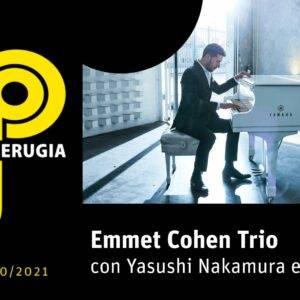 Umbria Jazz presenta Emmet Cohen Trio