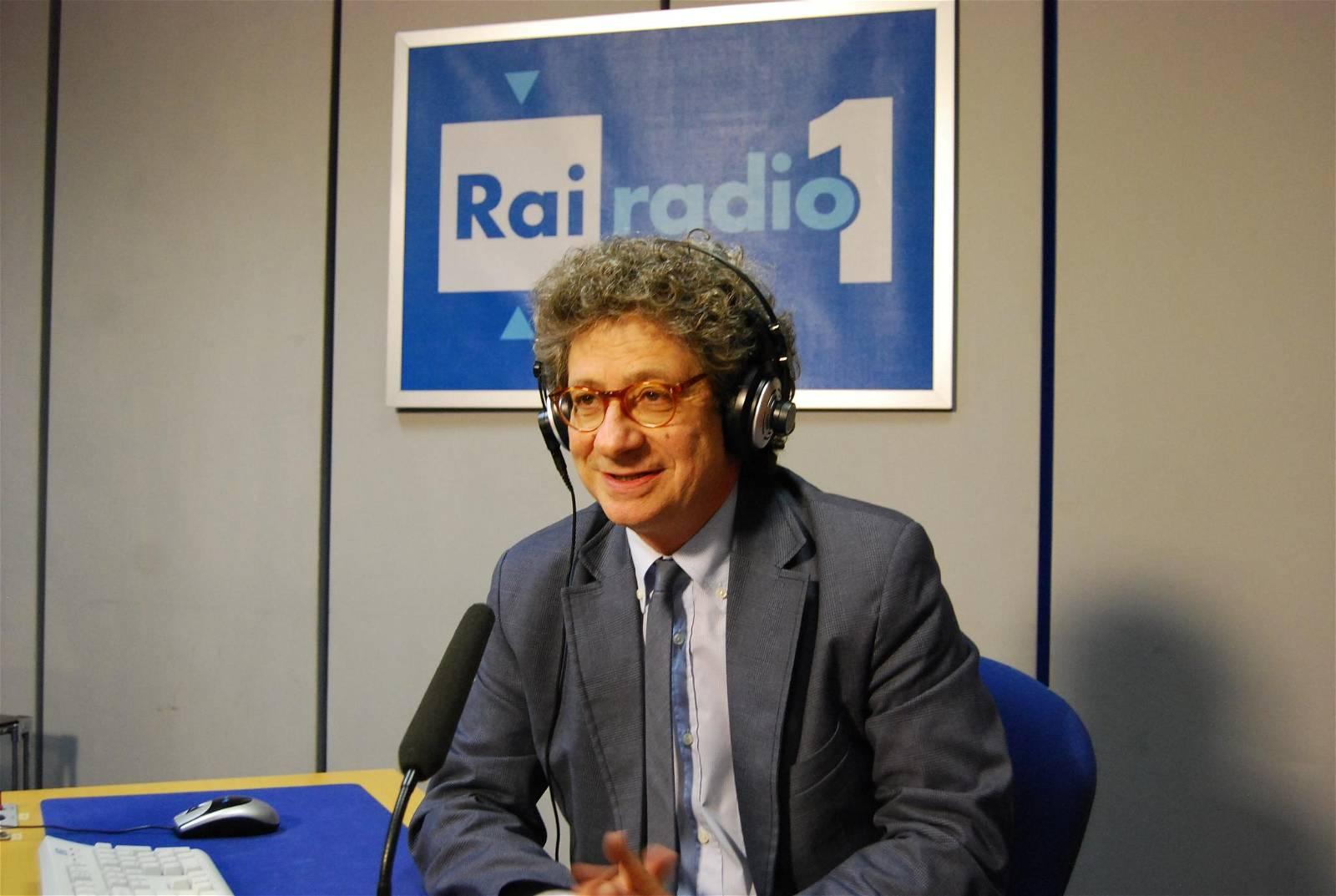 "Riccardo Cucchi presenta ""La partita del secolo"" venerdì a Marsciano"