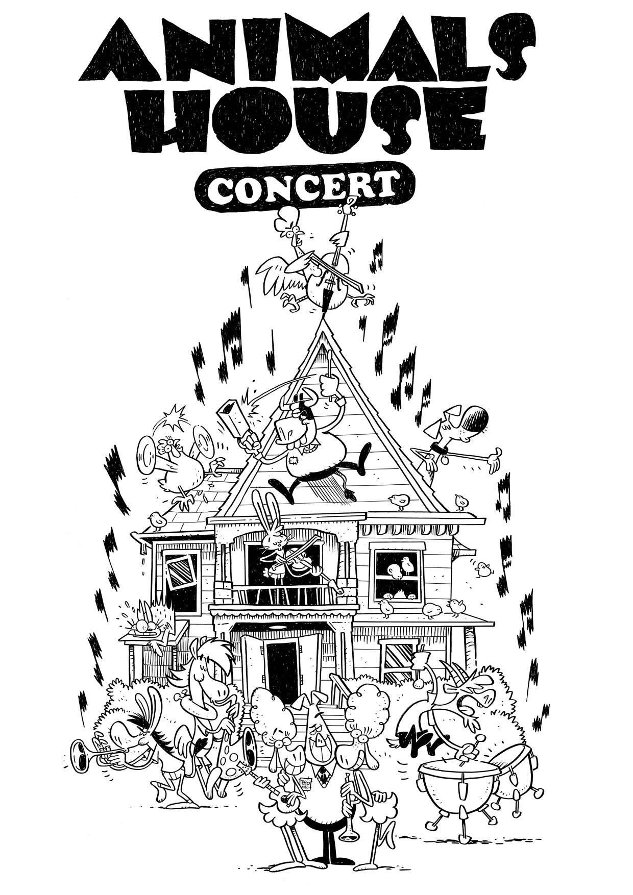 Animal House Concert