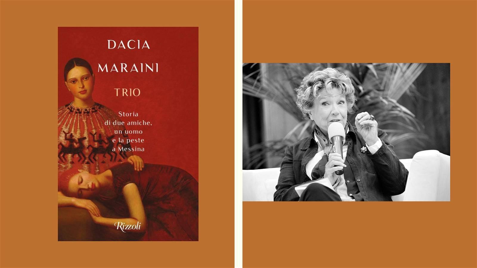 Presentazione Trio di Dacia Maraini