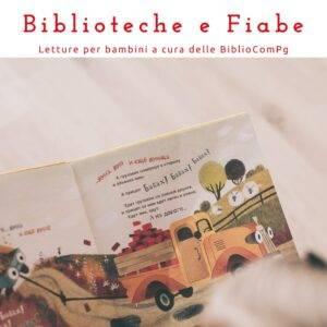 locandina Videoletture Biblioteche e Fiabe