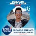 Edoardo Bennato a Subasio Music Club