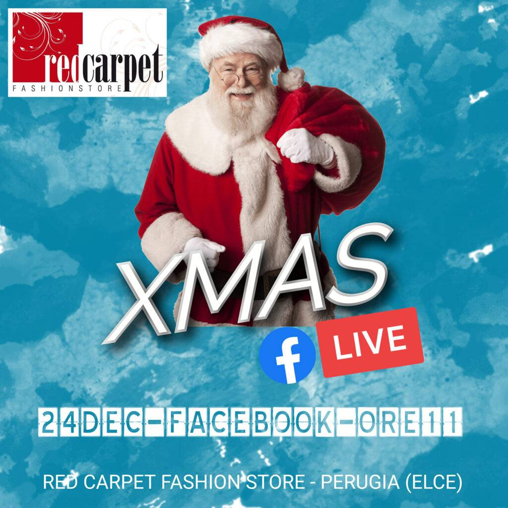 Red Carpet Xmas live