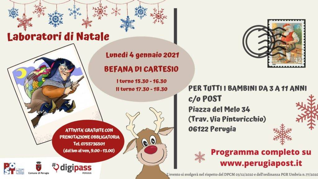 Befana di Cartesio