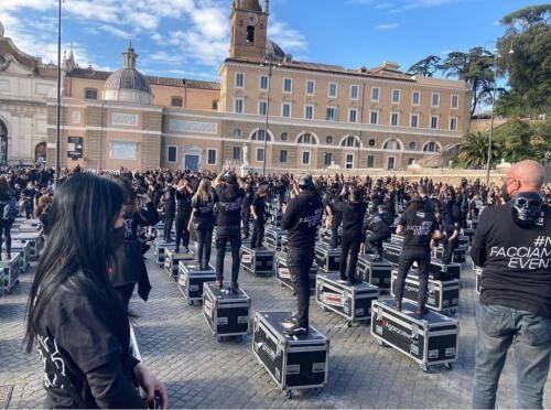 Bauli in piazza, foto Eduardo Coccilovo