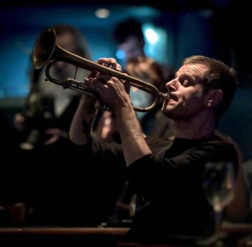 Fabrizio Bosso & Julian Oliver Mazzariello Duo at Bluenote Milan © Roberto Cifarelli