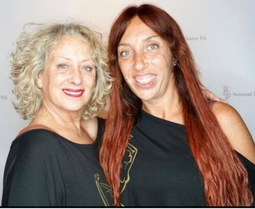 Jalila e Carolyn Smith